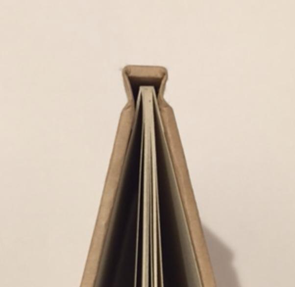 マイブックライフの綴じ方(無線綴じ)