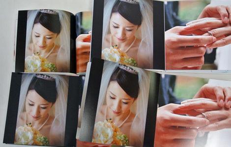 結婚式のフォトブックを自作するときのコツ・ポイント