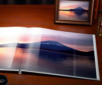 PhotoJewel キヤノンの高級フォトブックサイト