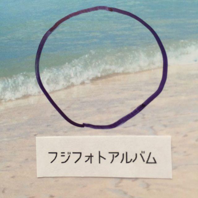 フジフォトアルバムの耐久性テスト