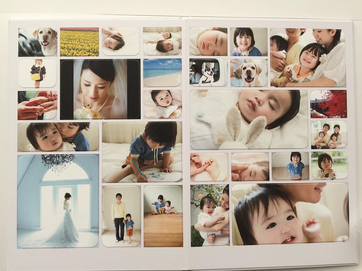 写真選びのコツ|フォトブックの作り方