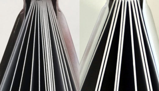 フルフラット(合紙綴じ)のフォトブック6社を比較しました。
