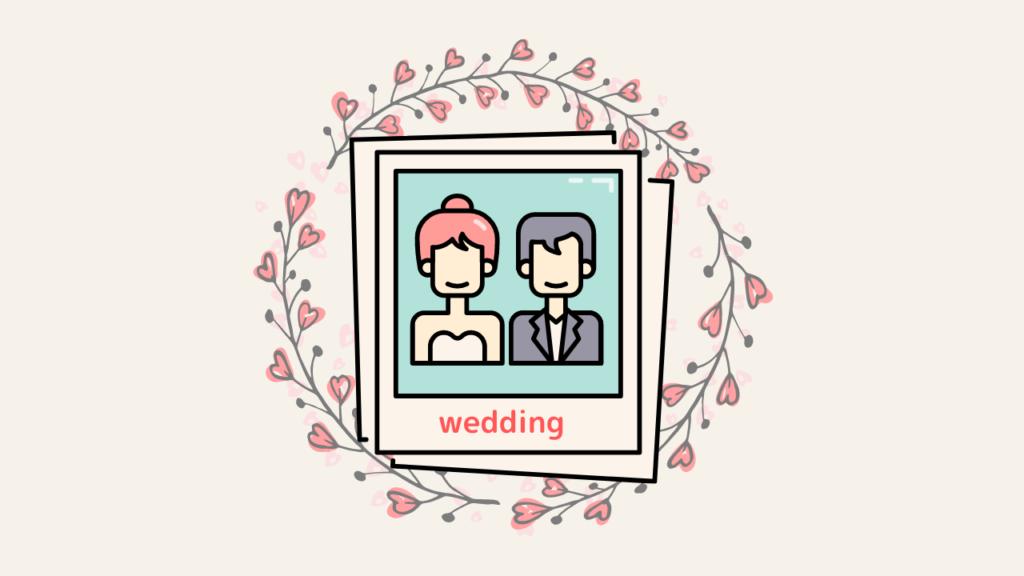 結婚済み、または挙式・入籍日が決まっているカップル限定のキャンペーン