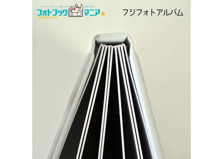 フジフォトアルバム 合紙綴じ 銀塩プリント