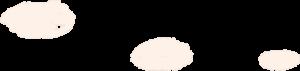 子供(男の子向け)のフォトブックスタンプ素材:雲