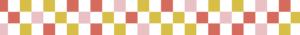 ライン・市松模様1・和風:プレゼント・祖父母・敬老の日・お正月・誕生日・七五三・和風のスタンプ素材