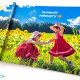 保護中: PhotoJewel S で作る!夏休みのフォトブックデザイン・レイアウト例